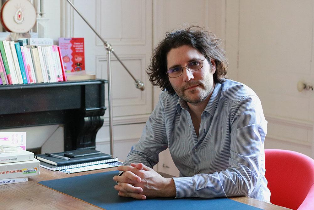 Jérémie Bachet – Sexologue (Reims)